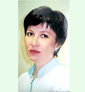 Авилова Ирина Николаевна