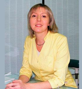 Денисова Лидия Владимировна